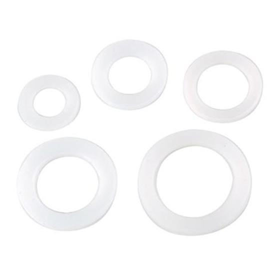 HDPE Sealing Washers for Bulkhead Fittings