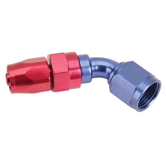 Fragola 226007 60 Degree Adapter Hose End Fitting, -6 AN to -8 AN