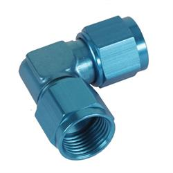 Fragola 496308 90 Degree Female Swivel Coupler AN8