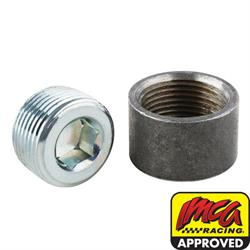 Oil Pan Inspection Plugs, Steel