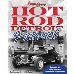 GP Publishing Hot Rod Detroit Pictorial