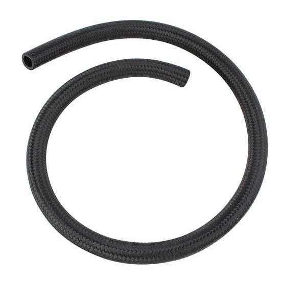 Premium Black Synthetic Hose - AN6