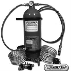 FireBottle AMRC1002 Automatic Fire System, 18 lbs