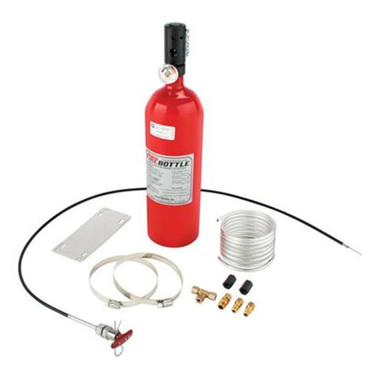 Fire Bottle BRC-500-1 Fire Suppression System, 5 Lbs.