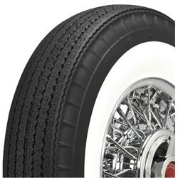 Coker Tire 629710 American Classic Whitewall Tire, 285/70R15