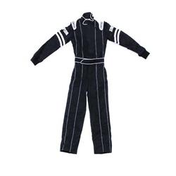 Simpson Legend II Youth Racing Suit, Black