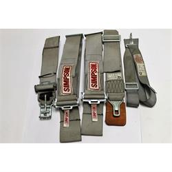 Garage Sale - Simpson 29056SP Platinum 6-Point Seat Belt Set
