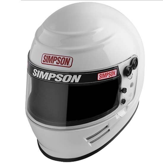 Simpson voyager 2 sa2015 racing helmet for Snell motors used cars