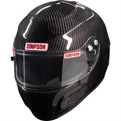 Simpson Carbin Devil Ray SA15 2015 Helmet