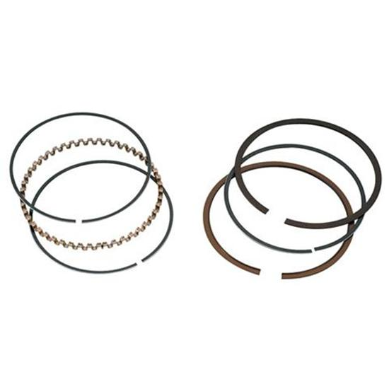 Total Seal Maxseal Gapless Top Piston Rings, 4.00 Bore, Style C