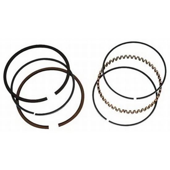 Total Seal Chevy 305 TS1 Gapless 2nd Piston Rings, Style A