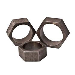 QA1 1865-106 Weld-On Wrench Hexes, 1 In O/D Tube, 1-1/4 In Hex