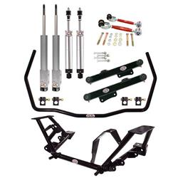 QA1 DK01-FMM4 Level One Drag Suspension Kit, 96-04 Mustang