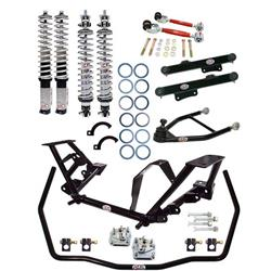 QA1 DK02-FMM4 1996-04 Ford Mustang Drag Racing Suspension Kit, Level 2