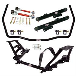 QA1 DK11-FMM1 1979-89 Ford Mustang Drag Racing Suspension Kit, Level 1