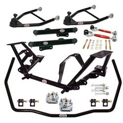QA1 DK12-FMM4 1996-04 Ford Mustang Drag Racing Suspension Kit, Level 2