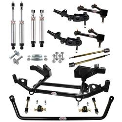 QA1 HK03-CRB1 1966-70 Mopar B-Body Handling Suspension Kit, Level 3