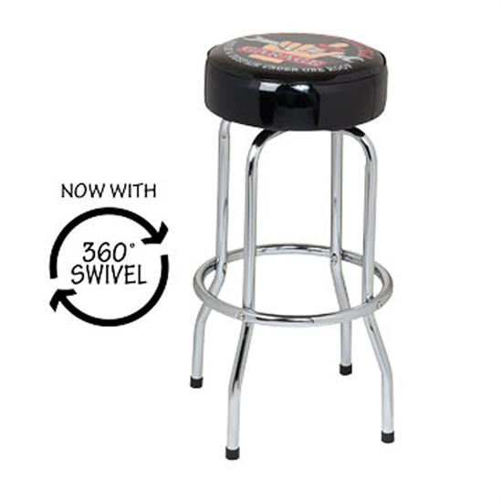 Busted Knuckle Garage BKG-71200 Bar Stool
