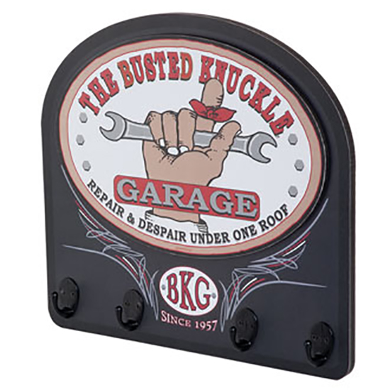 Busted Knuckle Garage BKG-75301 Key Rack