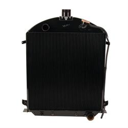 Walker Z-487-1 Z-Series 1928-29 Ford Model A Radiator for Chevy Engine