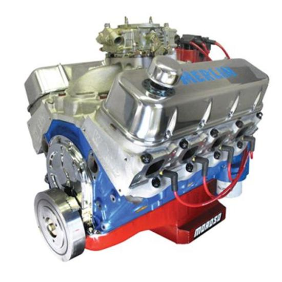 Garage Sale - World Products Merlin 540 Big Block Chevy Crate Engine