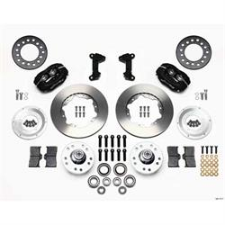 Wilwood 140-11017 FDL 11 Front Disc Brake Kit, 74-80 Pinto/Mustang II