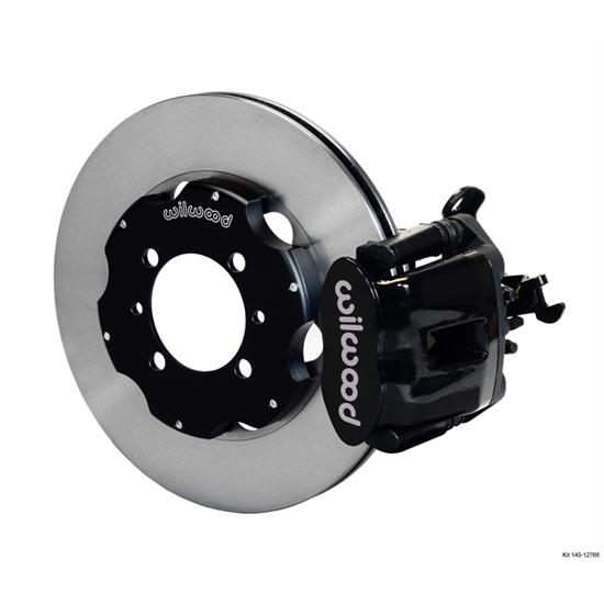 wilwood 140 12768 cpb 11 inch rear disc brake kit 2012 up fiat 500. Black Bedroom Furniture Sets. Home Design Ideas