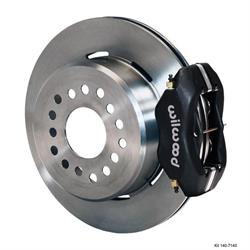 Wilwood 140-7141 Rear E-Brake Kit - GM 12 Bolt Axle