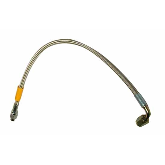 Brake Line Hardware : Wilwood inch oal flexline brake line an