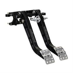 Wilwood Tru-Bar 340-15072 Forward Mount Pedal Assembly, Black