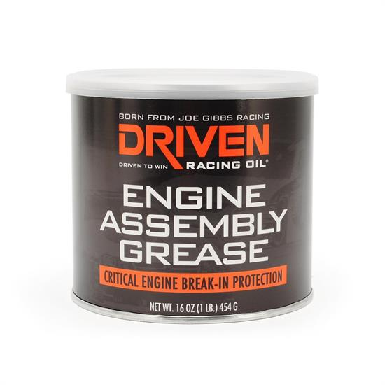 Driven Racing Oil 00728 Engine Assembly Grease, 16 oz. Tub