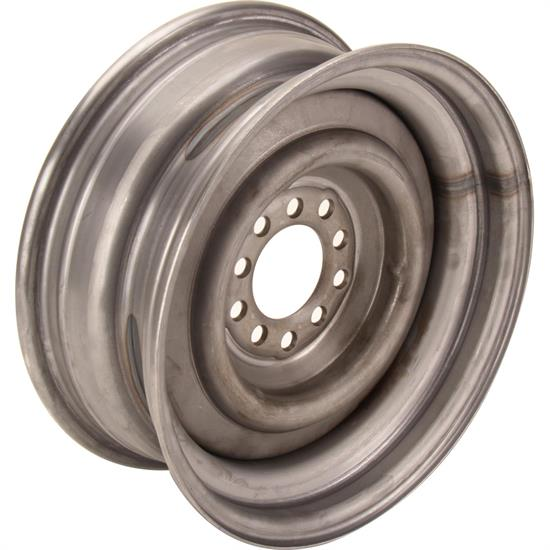 15 x 6 Inch Smoothie Steel Wheel