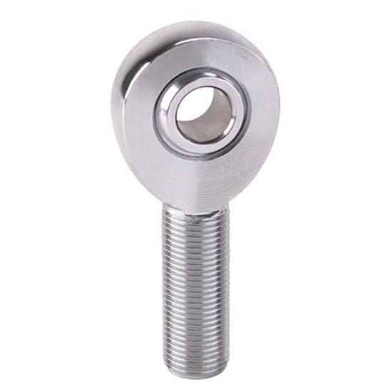 Chromoly Heim Joint Rod Ends, 3/4-16 LH Male, 5/8 Inch Hole