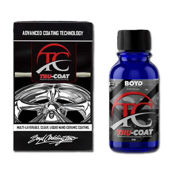 Boyd's Detail Garage BCG 301 Tru Coat Ceramic