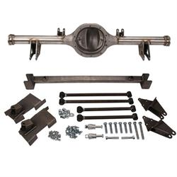 Bolt-In 1947-54 1/2Ton Chevy Truck Triangulated Four Bar Rear Susp Kit