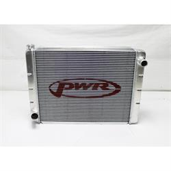 Garage Sale - Ford Universal Race Radiator, 28 Inch