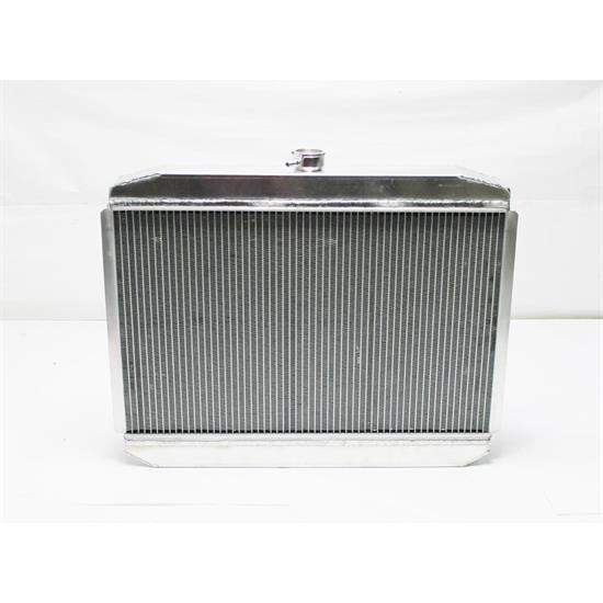 Garage Sale - 1967-70 Ford Mustang Radiator, SB/BB, Auto Trans, Driver Lower