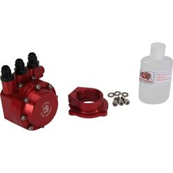 Waterman 250400M Direct Drive Fuel Pump, .400 with Manifold