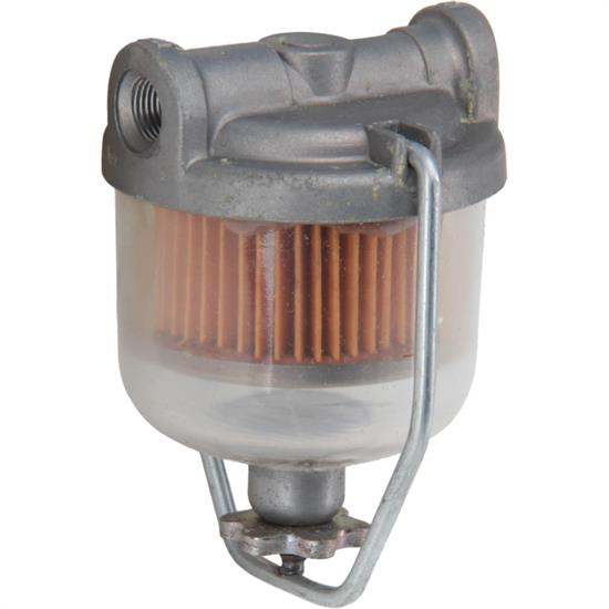 Glass Bowl Fuel Filter