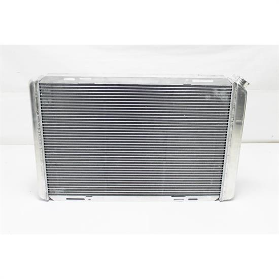 Garage Sale - 1971-73 Ford Mustang Radiator, SB/BB, Auto Trans, Cross Flow