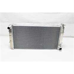 Garage Sale - 1955-57 Chevy Bel-Air Radiator, V8 Crossflow, Auto Trans
