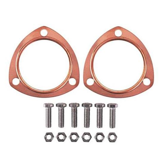 Copper collector exhaust gaskets inch
