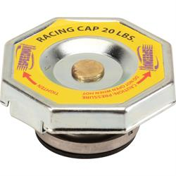 High Pressure Radiator Cap, 20 Lbs