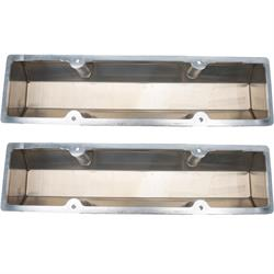 1960-1986 Small Block Chevy Fabricated Valve Covers
