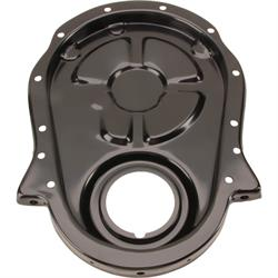 1966-1990 Big Block Chevy 396-402-427-454 Timing Chain Cover, Black