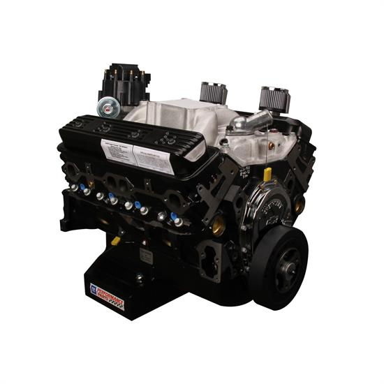 GM 19258602 CT350 IMCA-Sealed 602 Chevy Crate Engine
