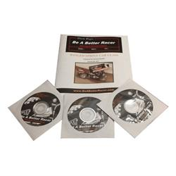 DVD Set - Be a Better Racer with Sammy Swindell