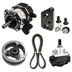 KSE Racing KSC2021-002 Belt Drive Tandemx Pump, Bellhousing Kit