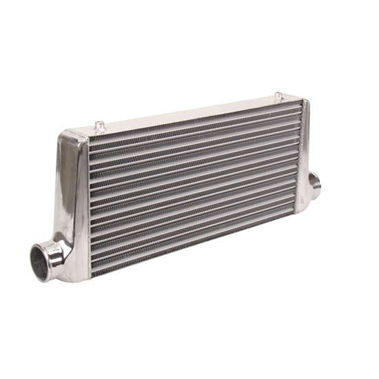Aluminum Turbo Intercooler Kit, 23-5/8 x 11-13/16 x 2-11/16 Inch