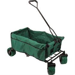 Off Road Folding Wagon, Green